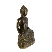 Small javanese bronze Buddha