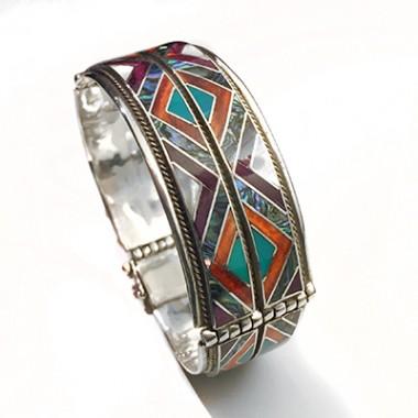 Double Inca Bracelet