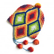 Chullo peruano
