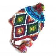 Chullo peruano pequeño