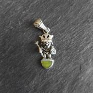 Small tumi pendant