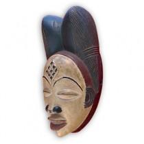 Punu african mask