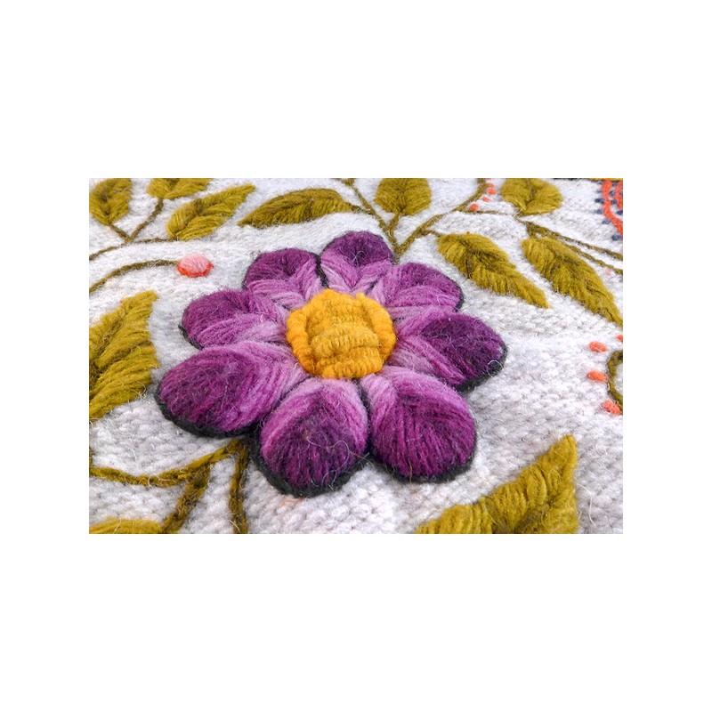 Tapiz bordado flores jpg 800x800 Bordado de flores alto relieve 0450df51acb